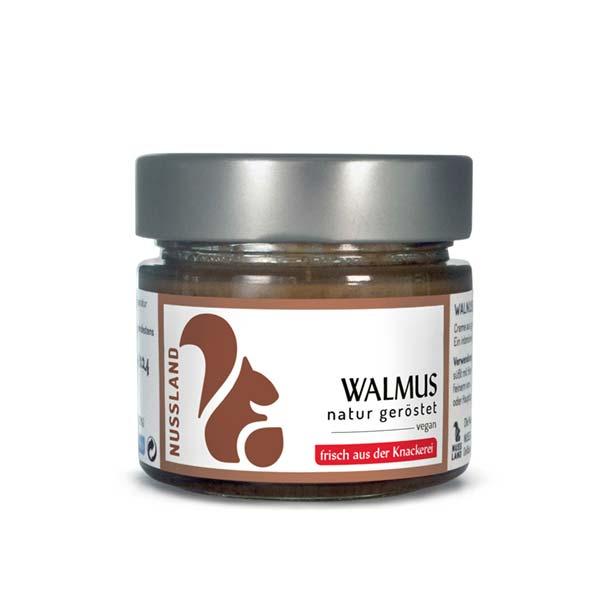 Walnuss-Mus 'natur – geröstet'
