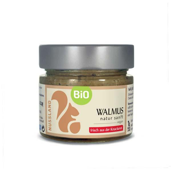 BIO Walnuss-Mus 'sanft nussig'