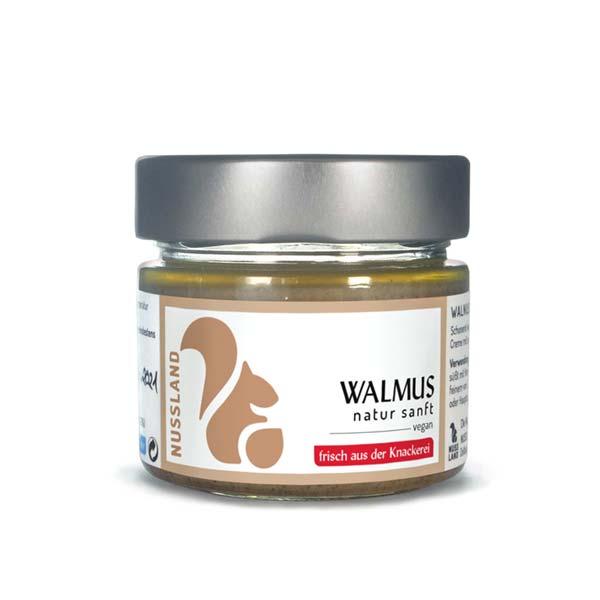 Walnuss-Mus 'natur sanft'