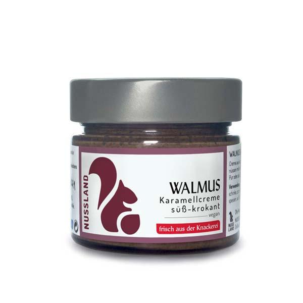 Walnuss-Mus 'süß-krokant'