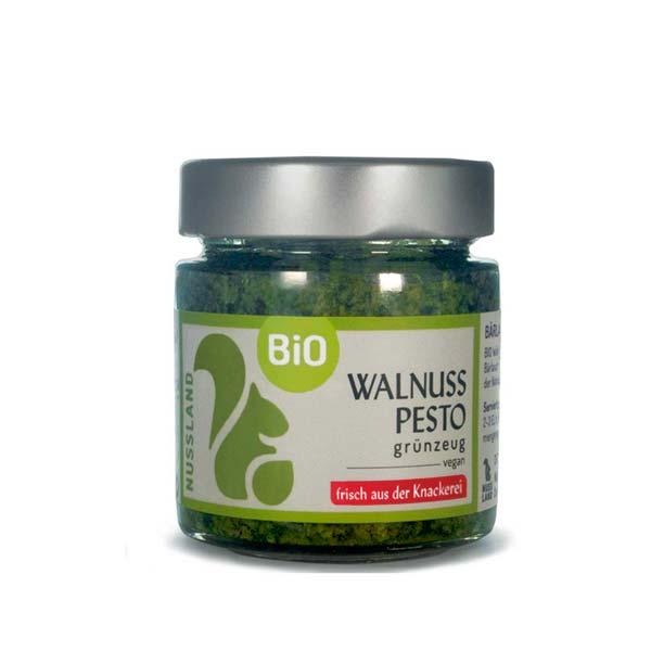 BIO Walnuss-Pesto 'Gruenzeug'