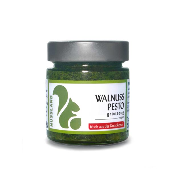Walnuss-Pesto 'Grünzeug'