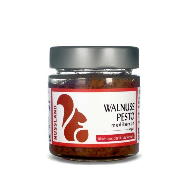 Walnuss-Pesto 'mediterran'