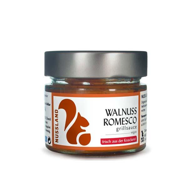 Walnuss Grill-Sauce 'Romesco'