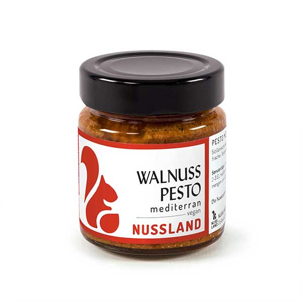 Walnuss-Pesto 'mediterran'