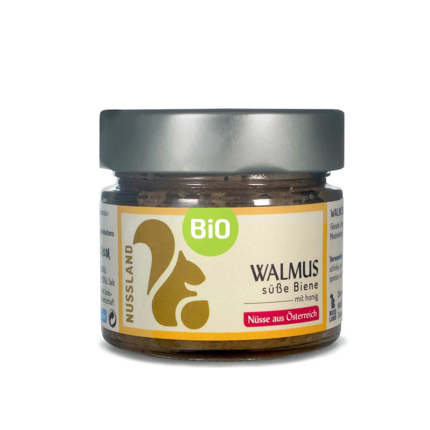 BIO Walnuss-Mus 'Süße Biene'