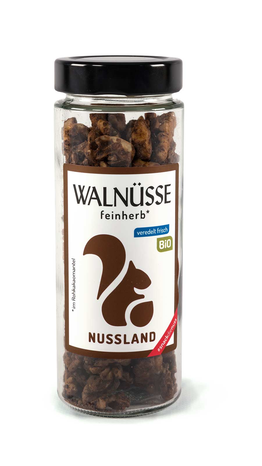 BIO Walnuss-Snack 'Feinherb'