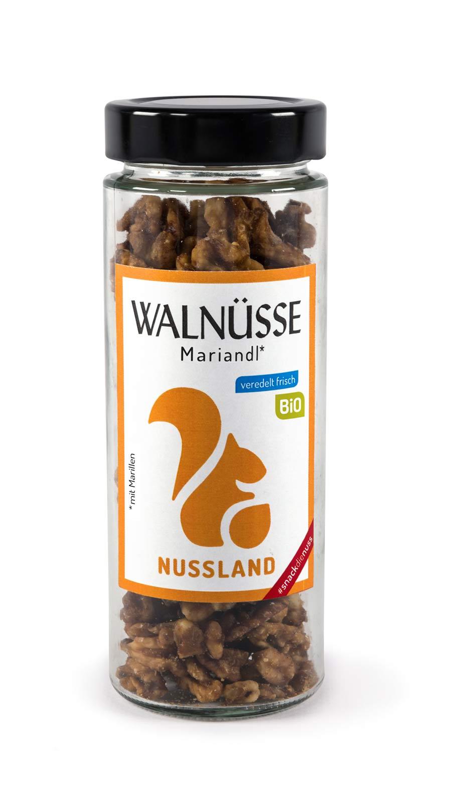 BIO Walnuss-Snack 'Wachauer Mariandl'