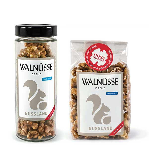 Walnuss-Snack 'natur'